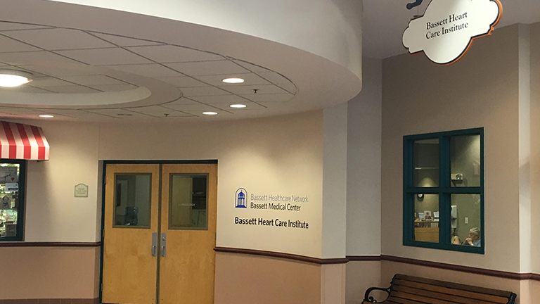 Bassett Heart Care Institute at FoxCare