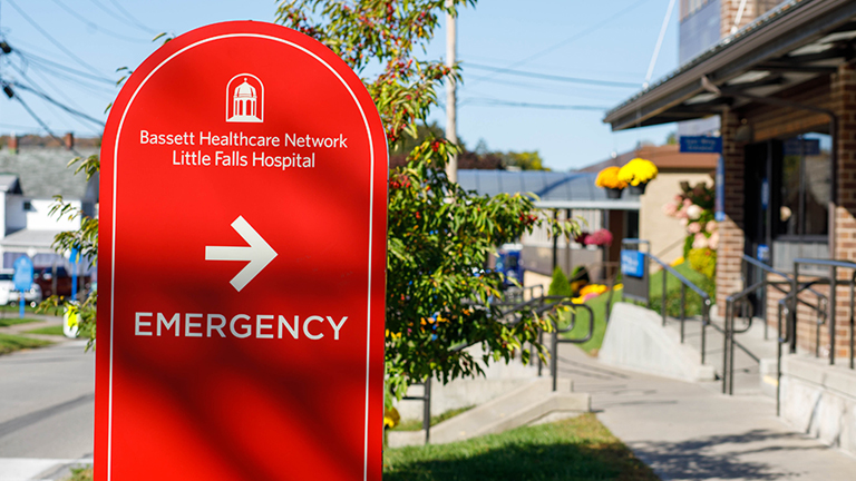 Little Falls Hospital Emergency Department