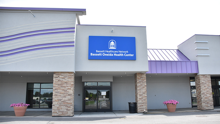 Bassett Health Center Oneida