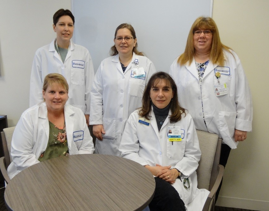 Center for Clinical Research Team