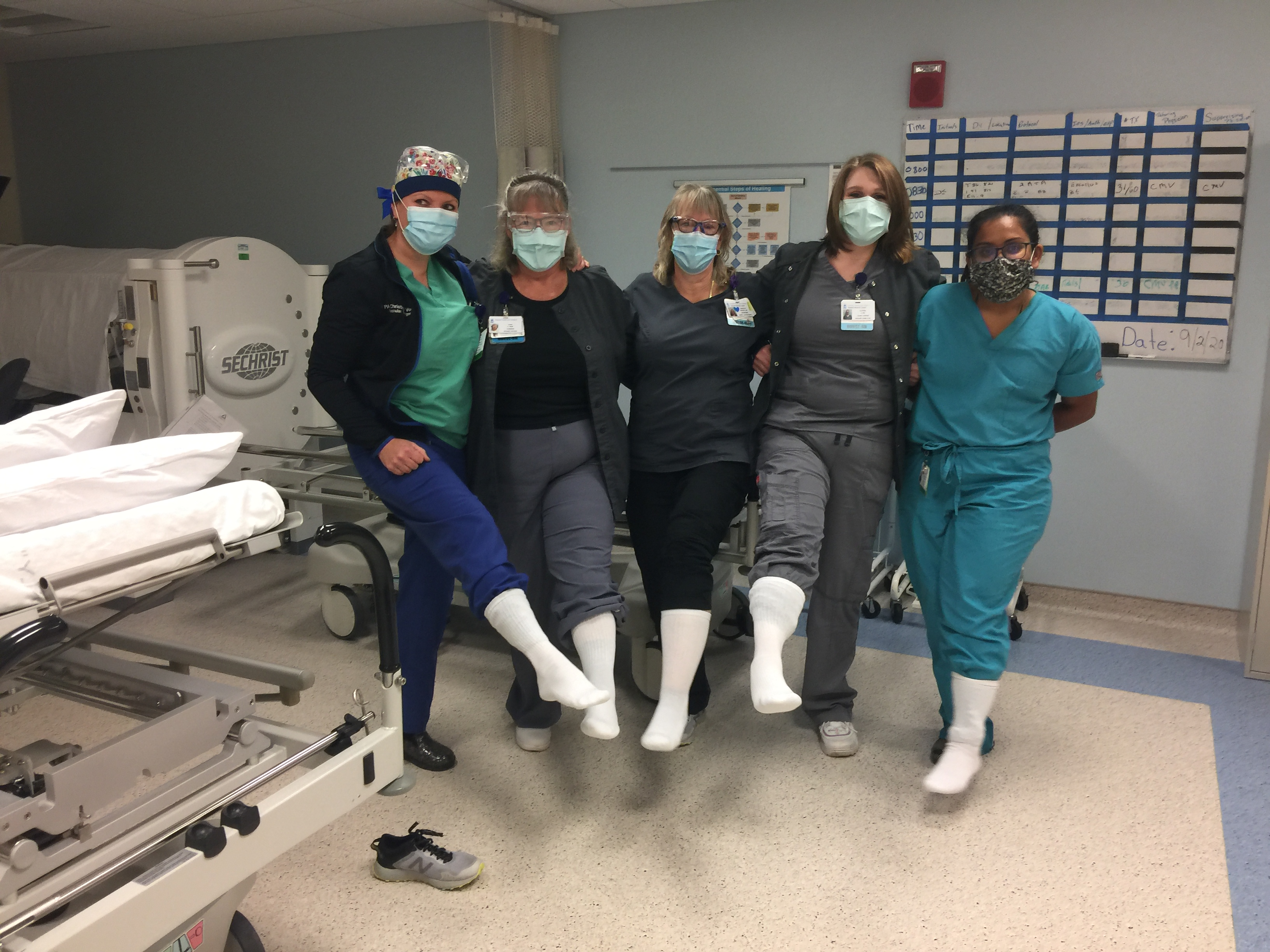 Bassett Wound Care Team at Hartwick Seminary Specialty Services