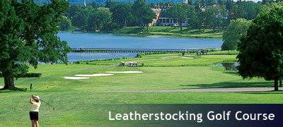 leatherstock golf course